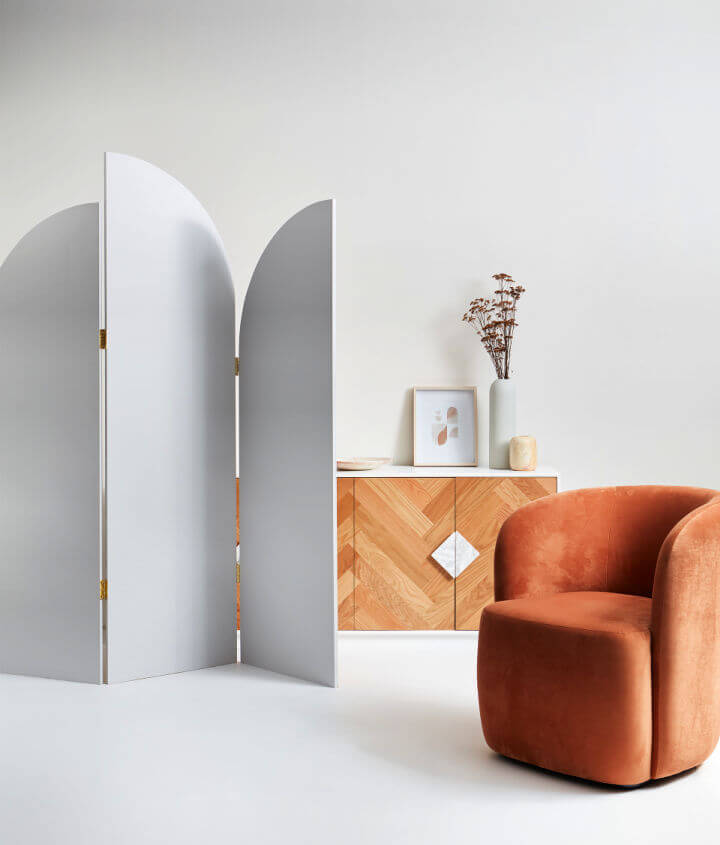 Creating Your Own Room Divider