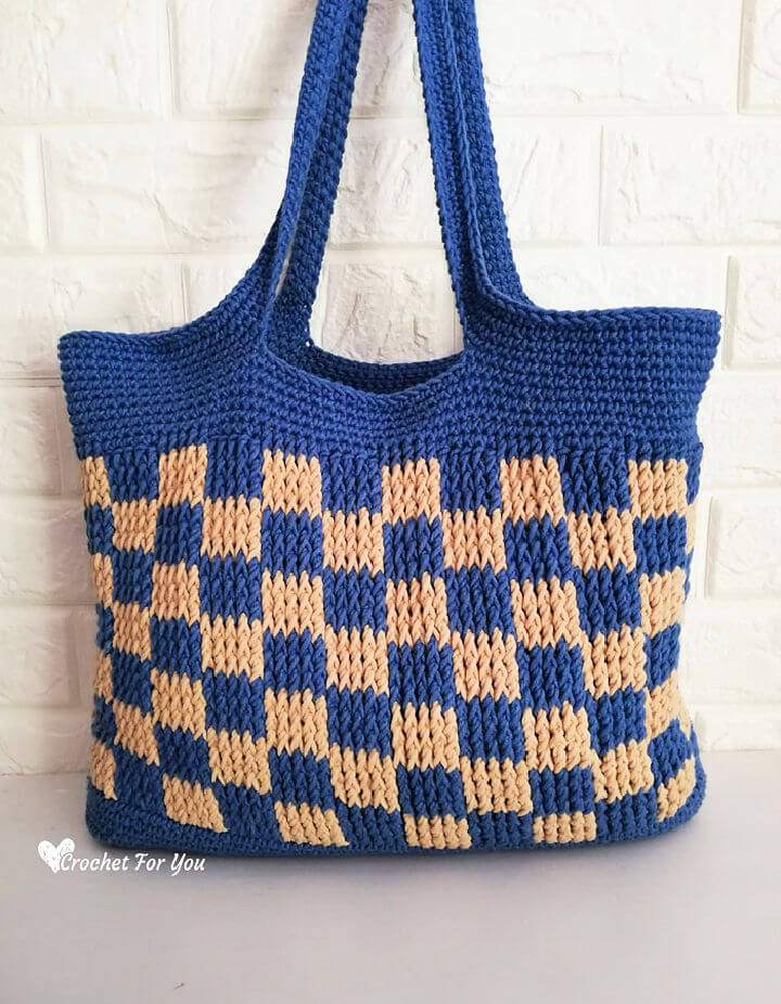 Crochet All Time Favorite Tote Bag
