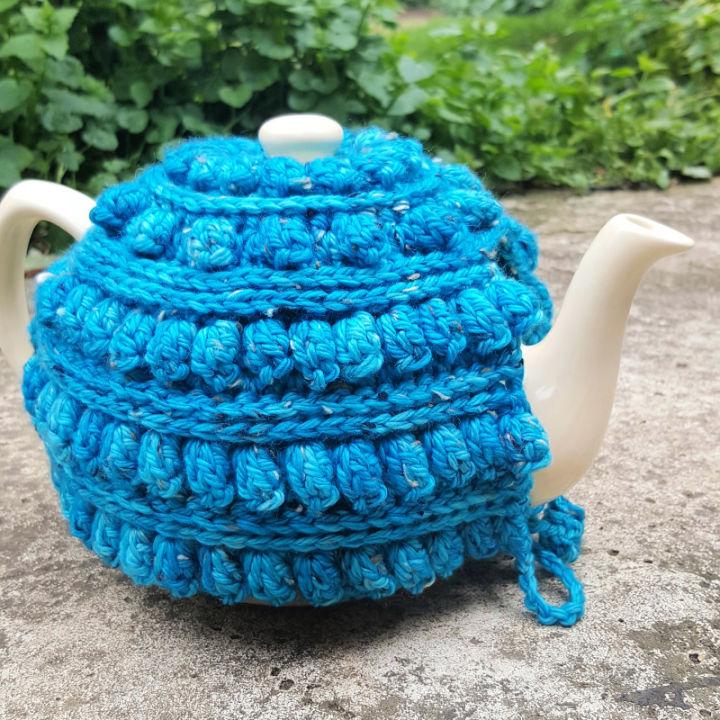 Crochet Lyme Regis Tea Cozy Pattern