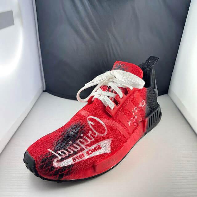Custom Celvin Klein Sneaker