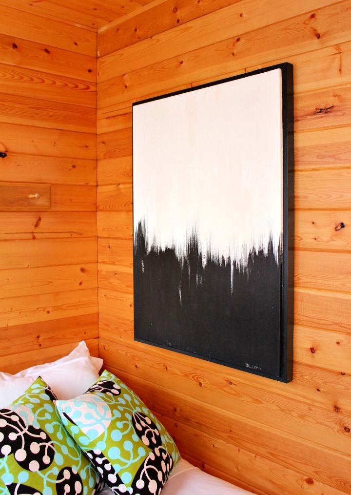 DIY Wall Art Tutorial