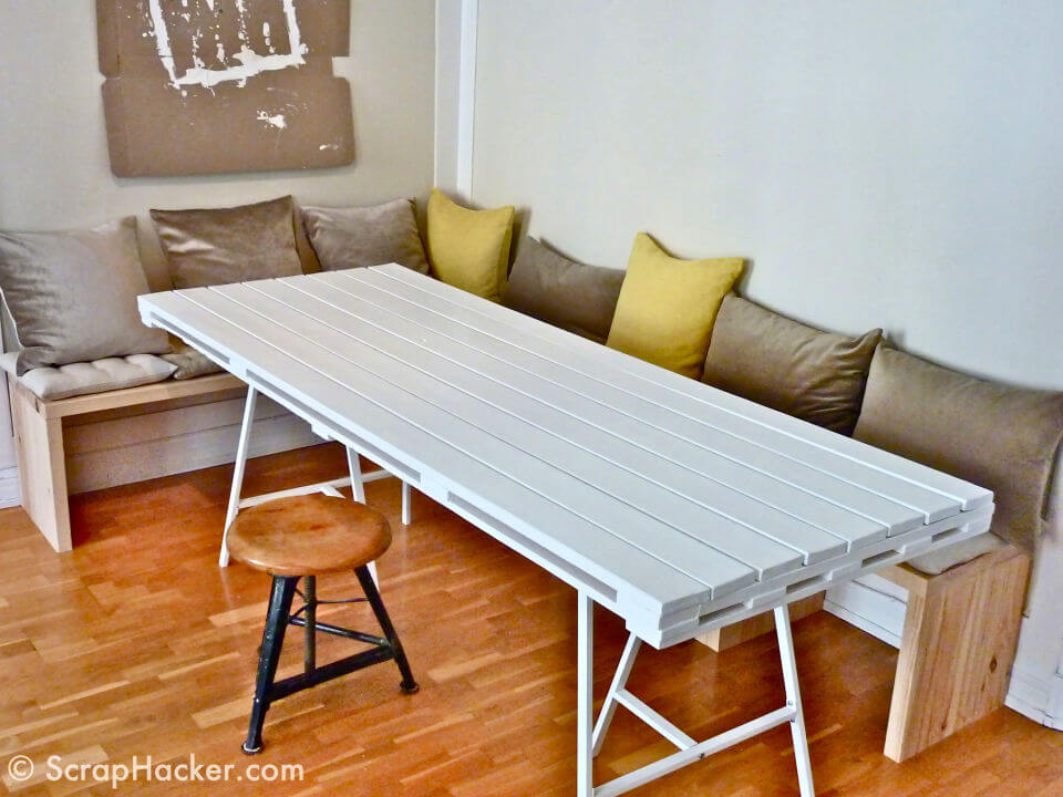 Dining Table from Pallet