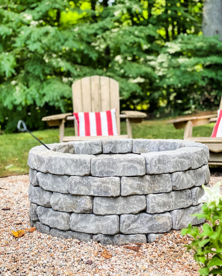 Easy and Inexpensive Fire Pit