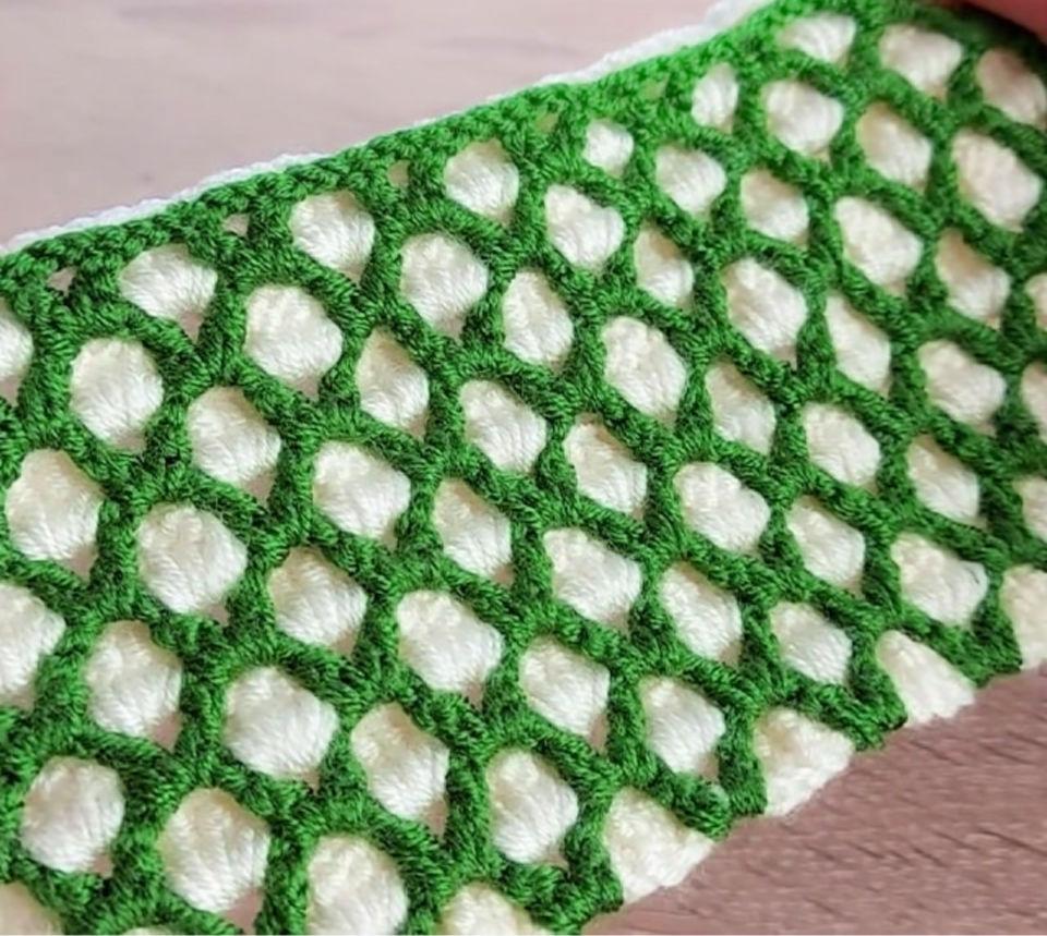 Fastest Crochet Stitch for Blanket