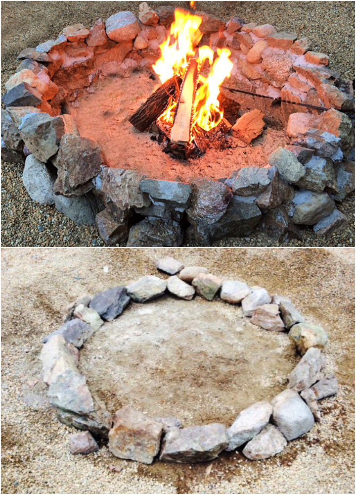 Fire Pit for Under 10