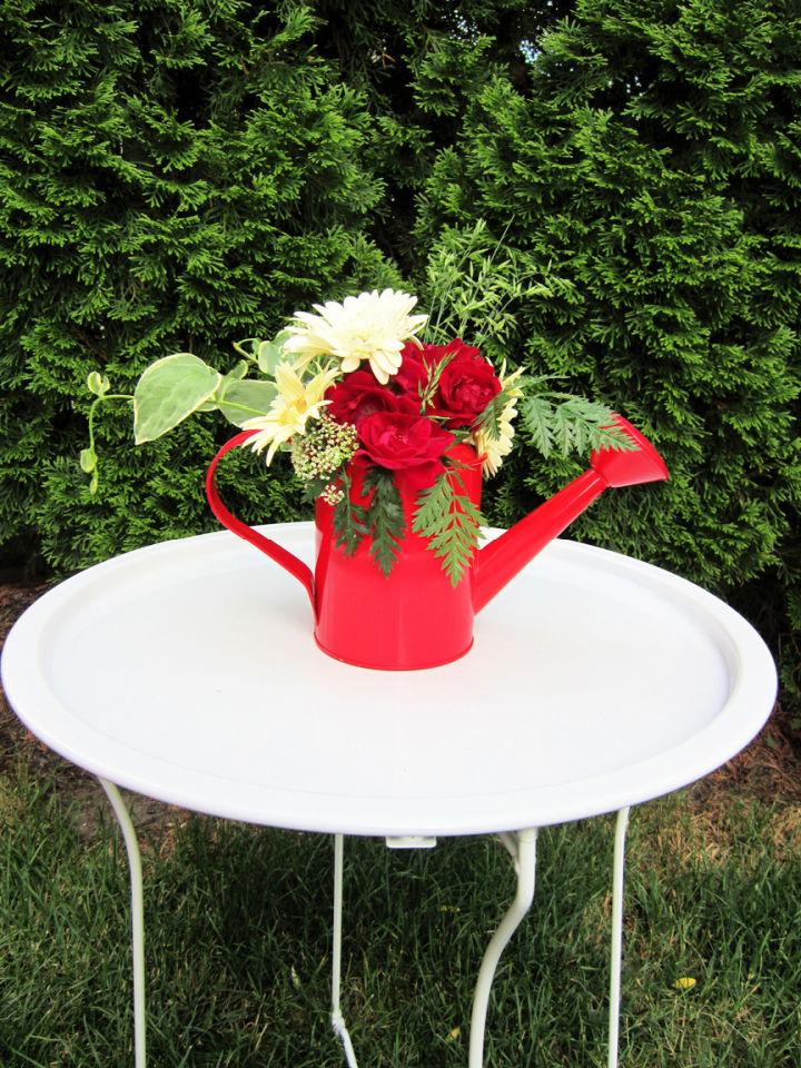 Floral Flower Arrangement Table Decoration