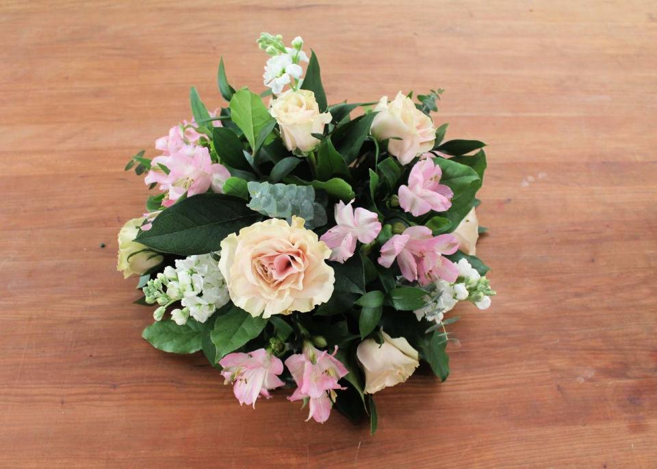 Floral Foam Arrangement
