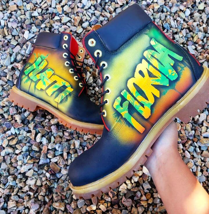 Florida Custom Shoes