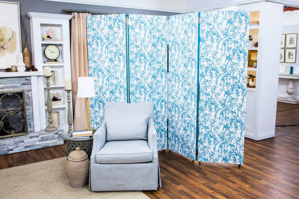 Homemade Room Dividers