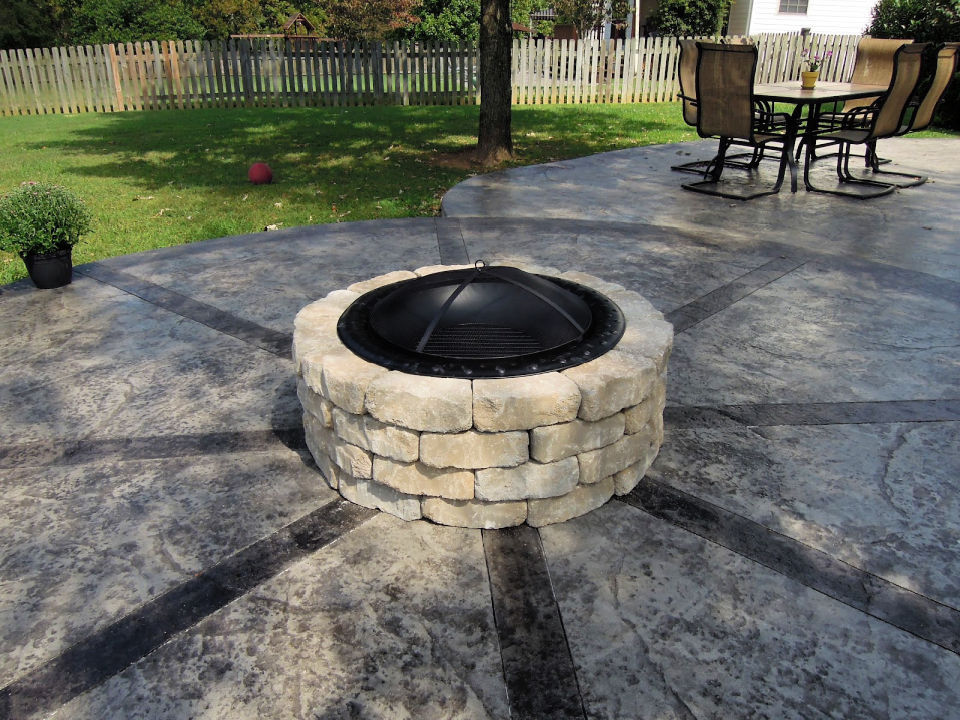 How to Create a Firepit