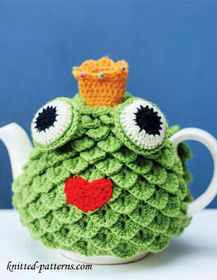 How to Crochet Tea Cozy