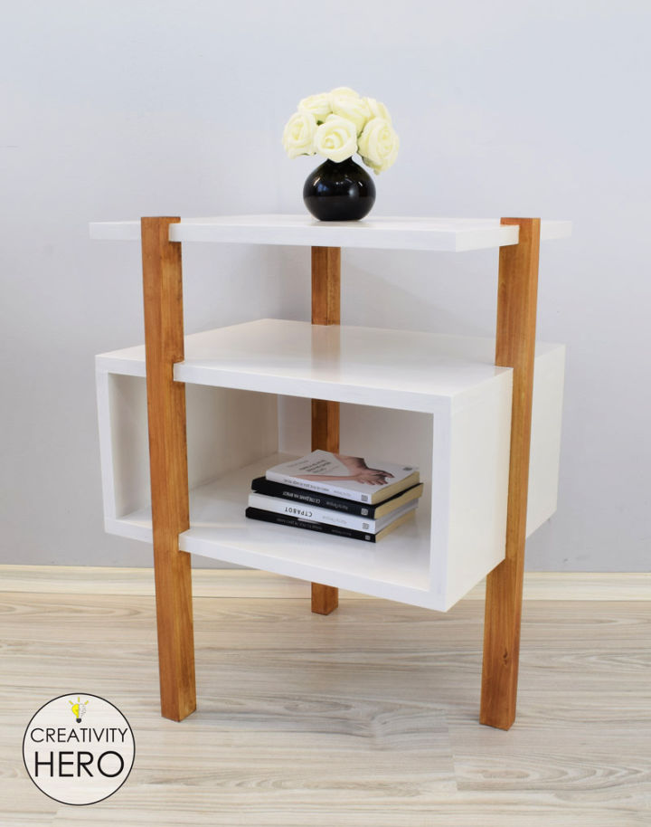 How to Make a End Table