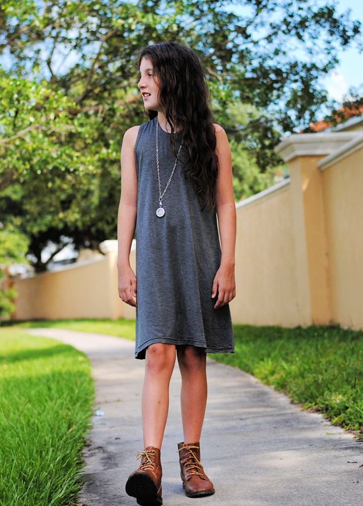 How to Make a Swing Dress