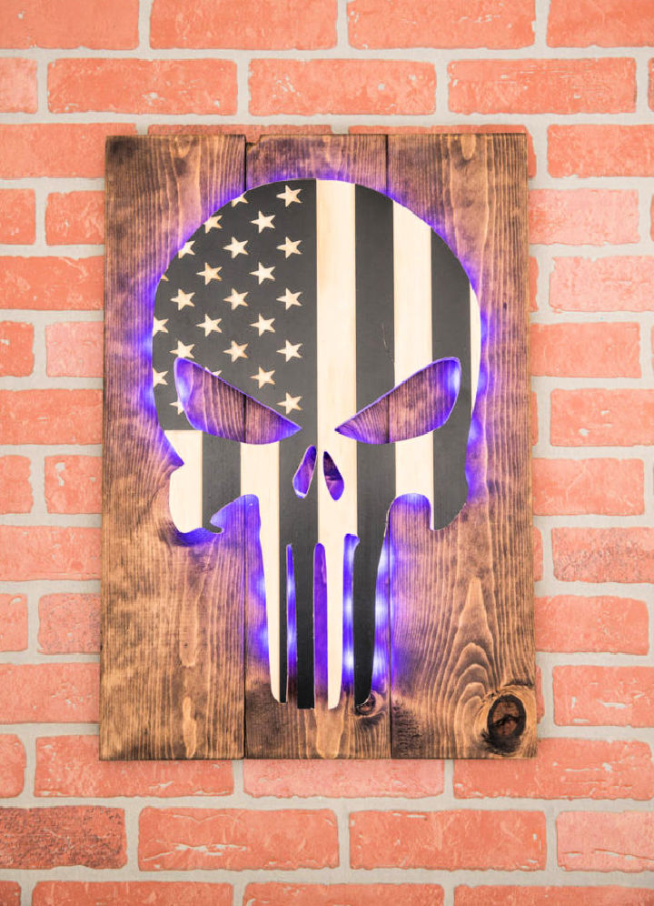 LED Backlit Wall Art
