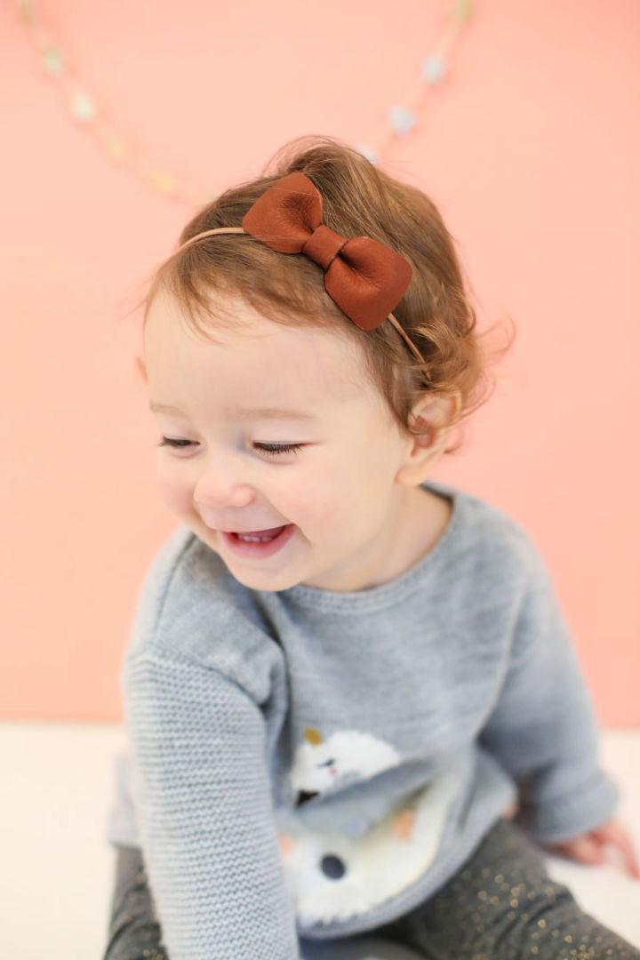 Little Girl Hair Bow