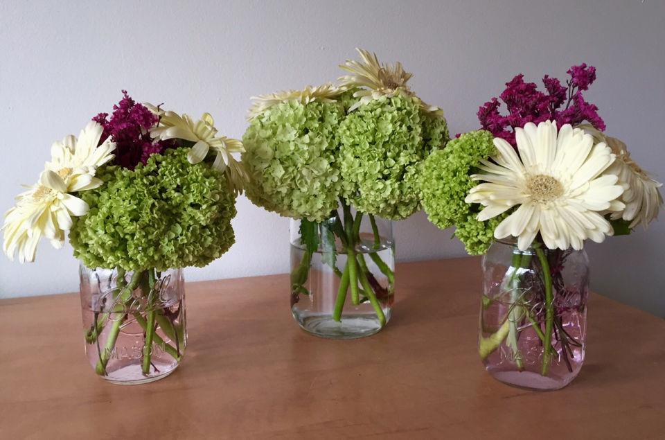 Make a Flower Arrangement