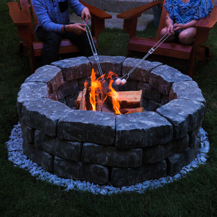 Making Your Own Fire Pit