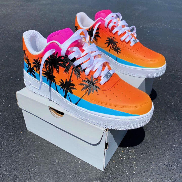 Miami Vibes Shoes