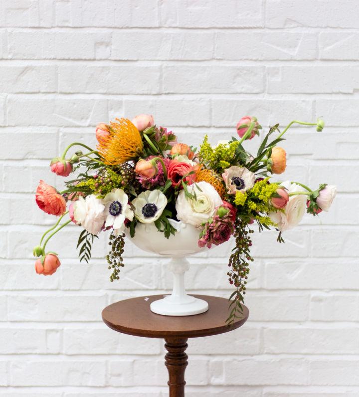 Modern Flower Floral Arrangement