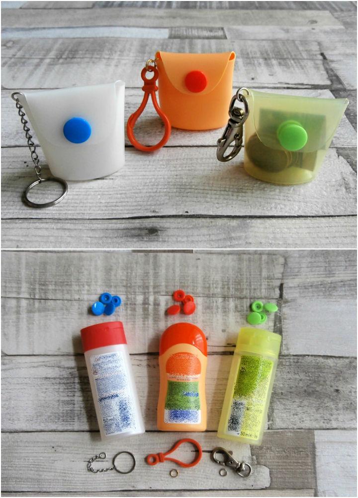 Plastic Bottle to Mini Purse