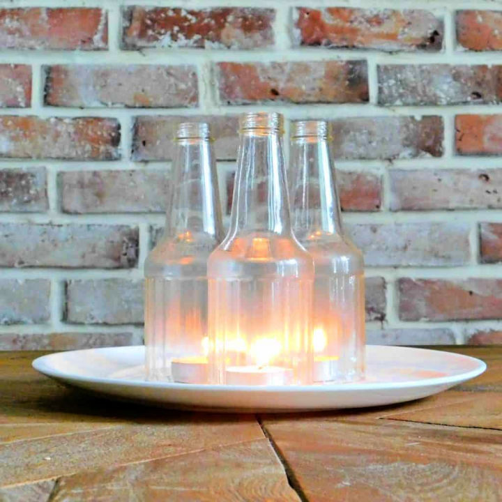 Recycled Glass Bottle Crafts