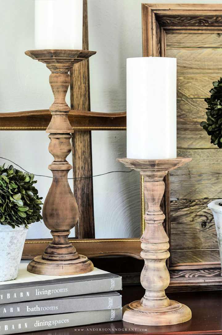 Tall Candle Stick Holders
