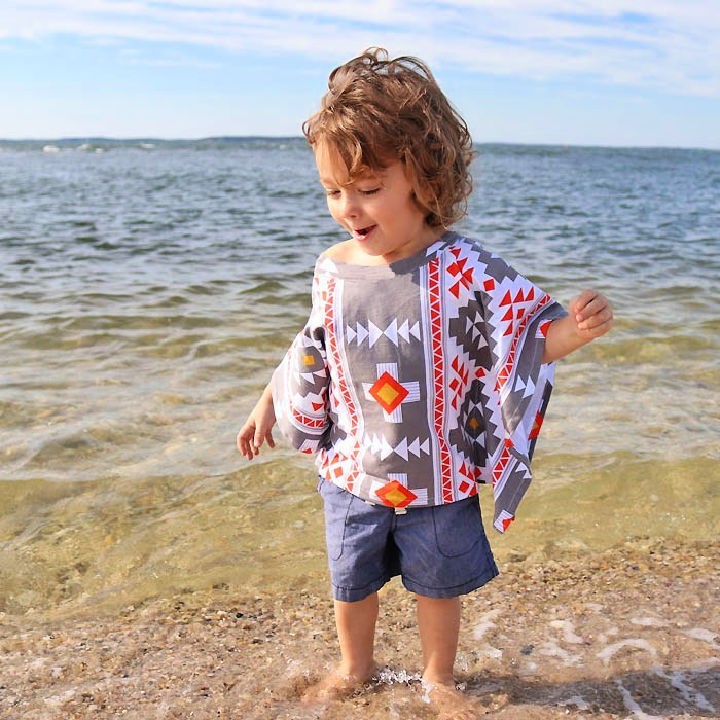 Toddler and Kids Beach Cover Up