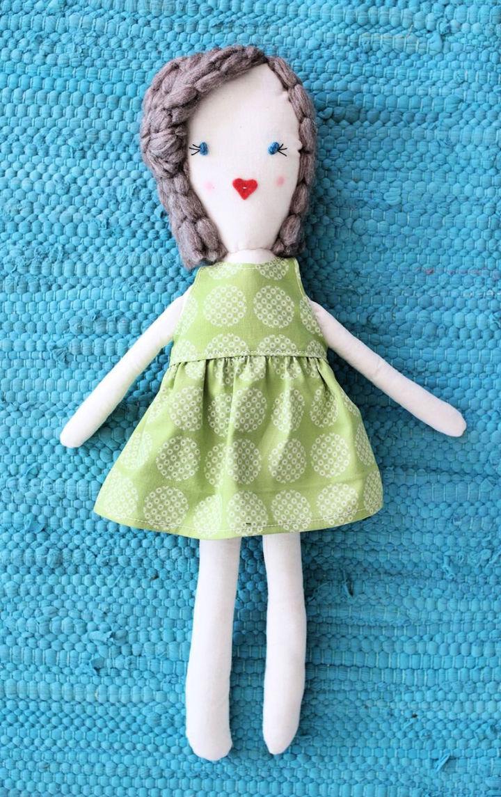 Traditional Rag Doll
