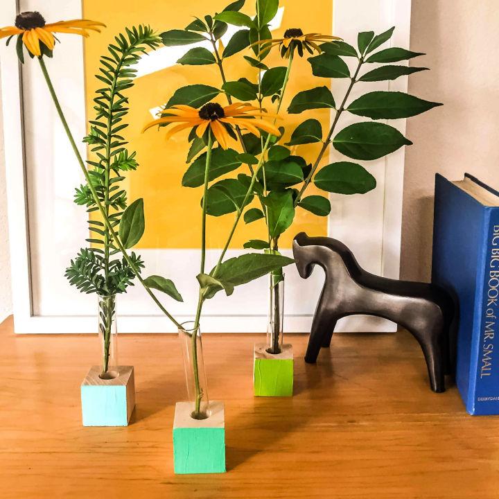 5 Minute Kid Safe Stem Vases