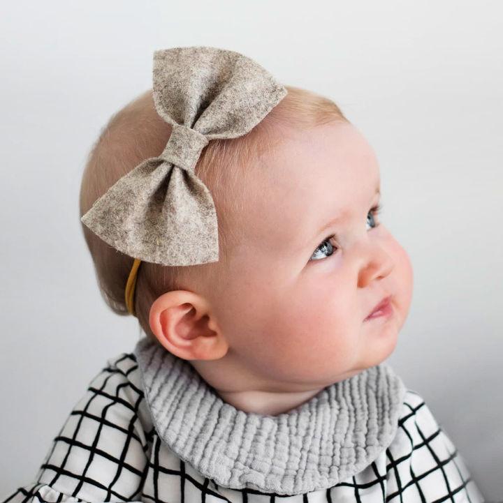 Baby Headband Homemade Baby Gift