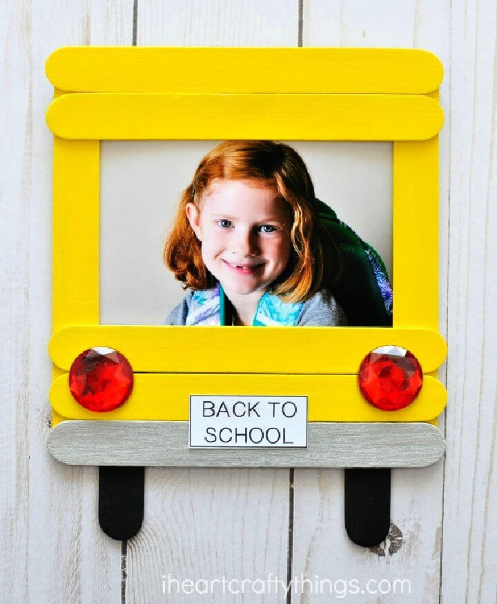 Back to School Photo Frame