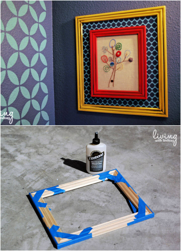 Build a Custom Picture Frame