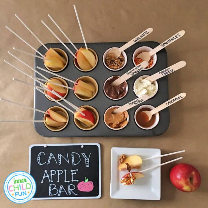 Candy Apple Bar