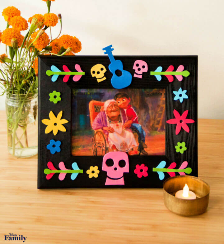 Coco Inspired Picture Frame