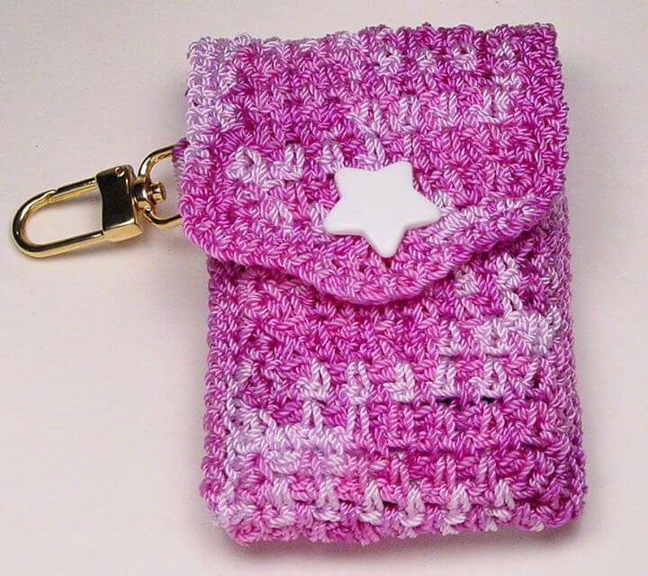 Crochet Cell Phone Case Pattern