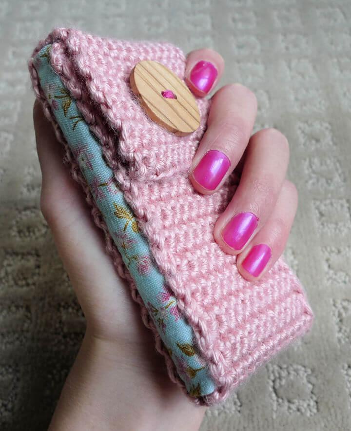 Crochet Cell Phone Cozy