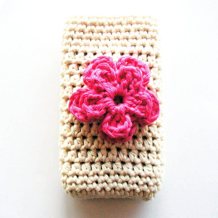 Crochet Iphone Case Pattern