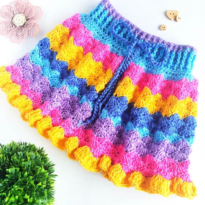 Crochet Kenzie Skirt Pattern