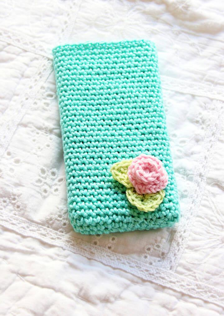 Crochet Phone Case for Beginners