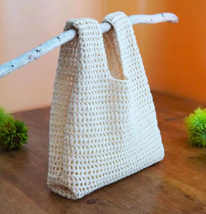 Crochet Plastic Bag Pattern