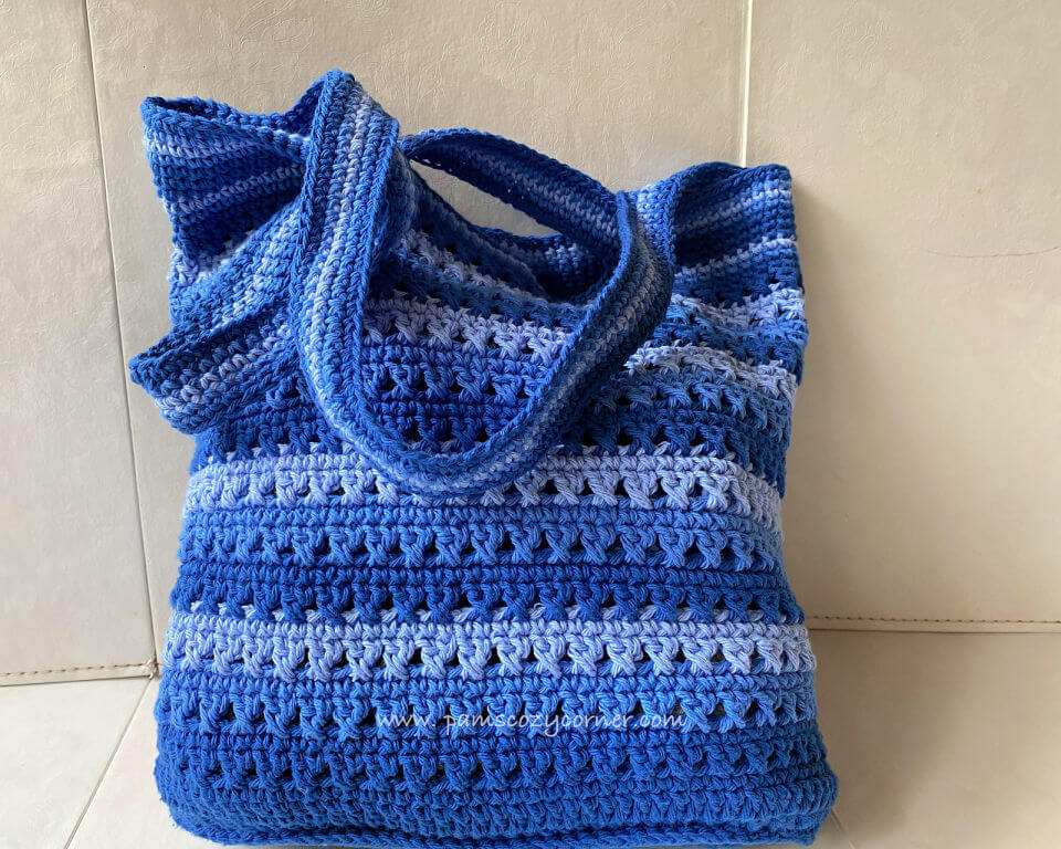 Crochet Sarahs Shopping Bag