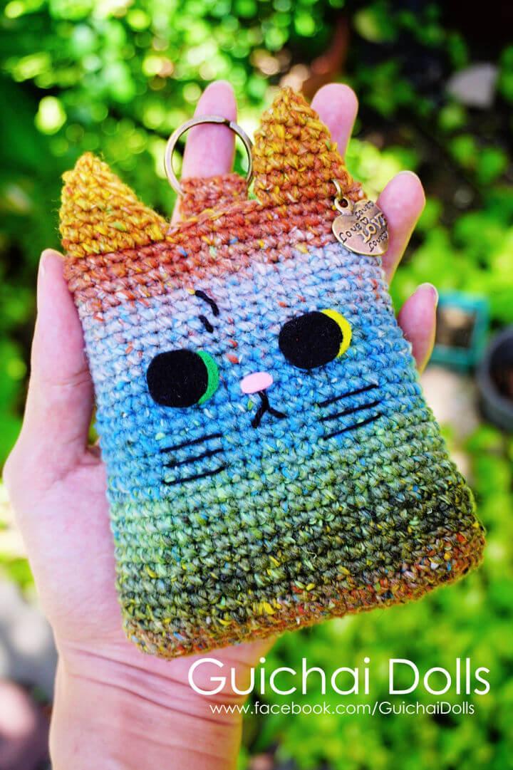 Crochet Small Bongdari Bag