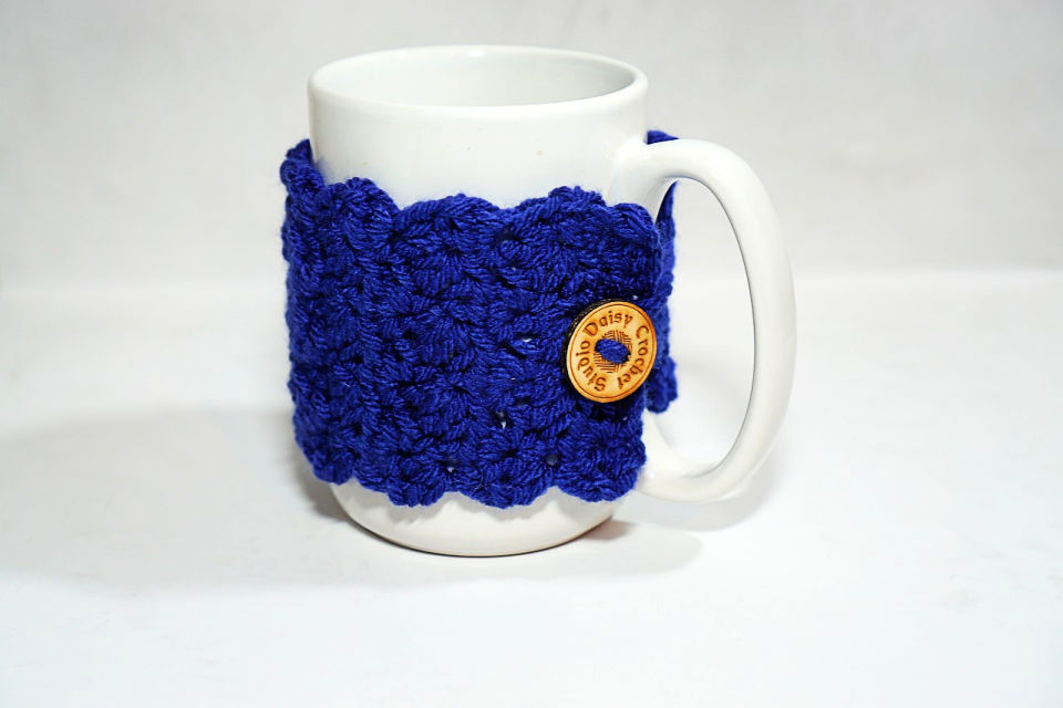 Crochet Wrap Me Up Mug Cozy