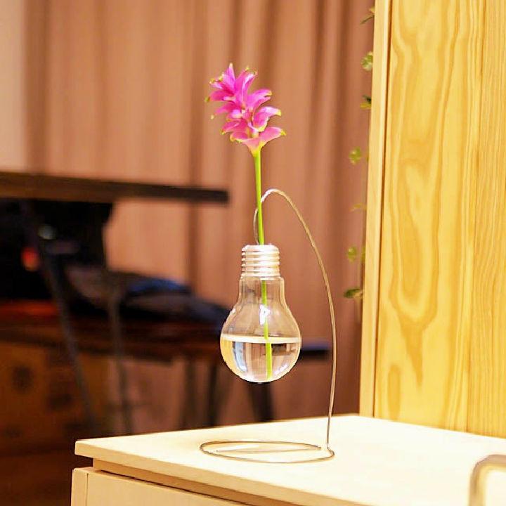 DIY Single Flower Vase