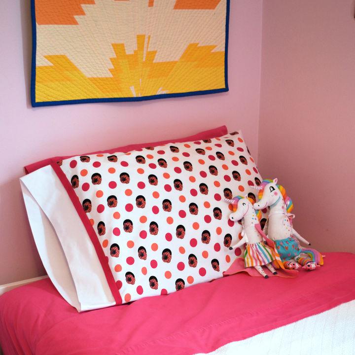 DIY Speedy Pillowcase