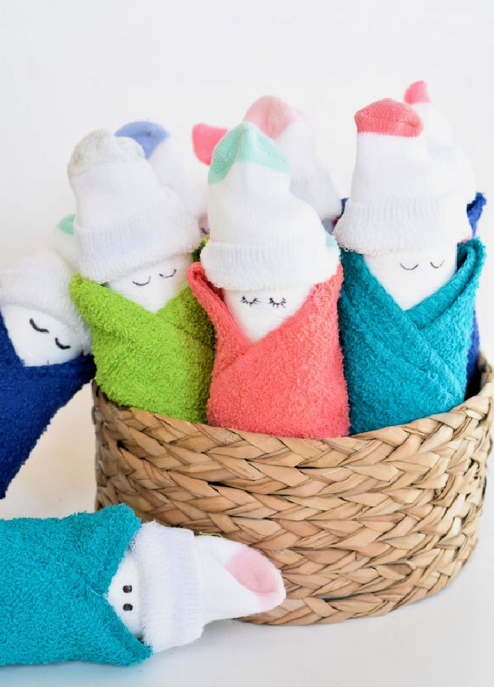 Diaper Babies for Baby Shower Gift