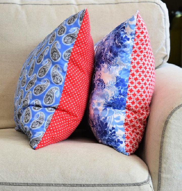 Fat Quarter Pillows Case