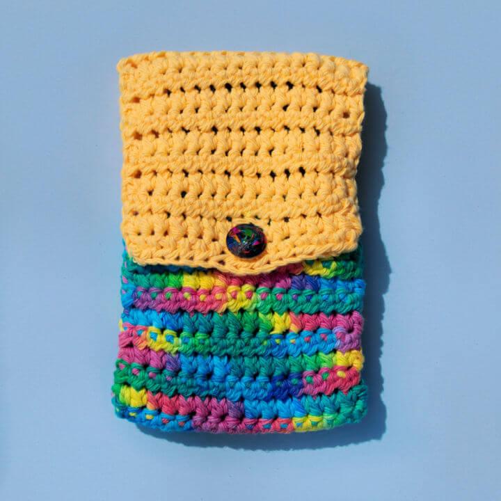 Free Crochet Phone Case Pattern