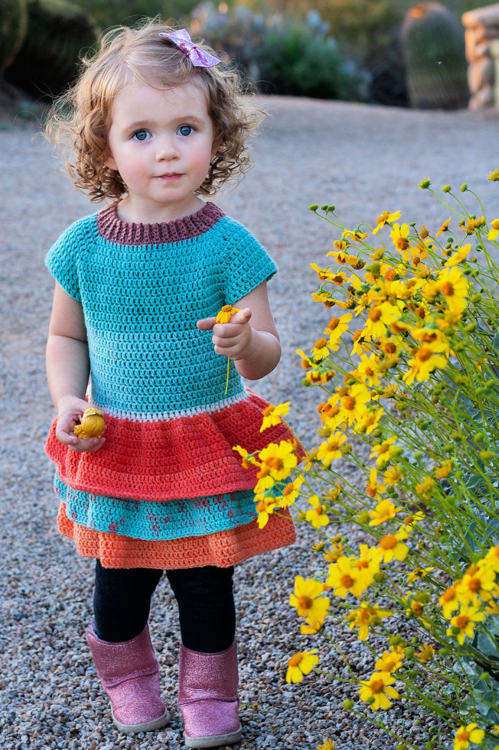 Free Crochet Toddler Sweater Pattern