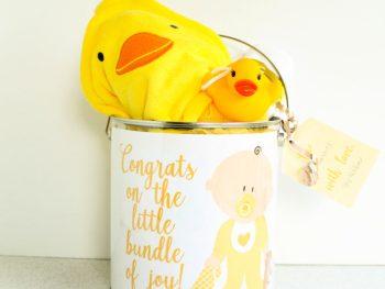 Gender Neutral Baby Shower Gift